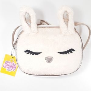 NWT Stella & Max Kids Bunny Purse Easter Toy